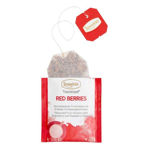 Teavelope® Red Berries 62,5 g
