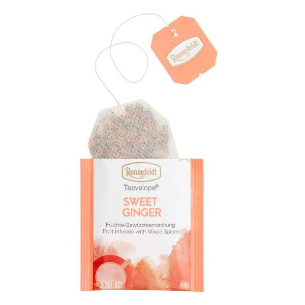 Teavelope® Sweet Ginger 50 g