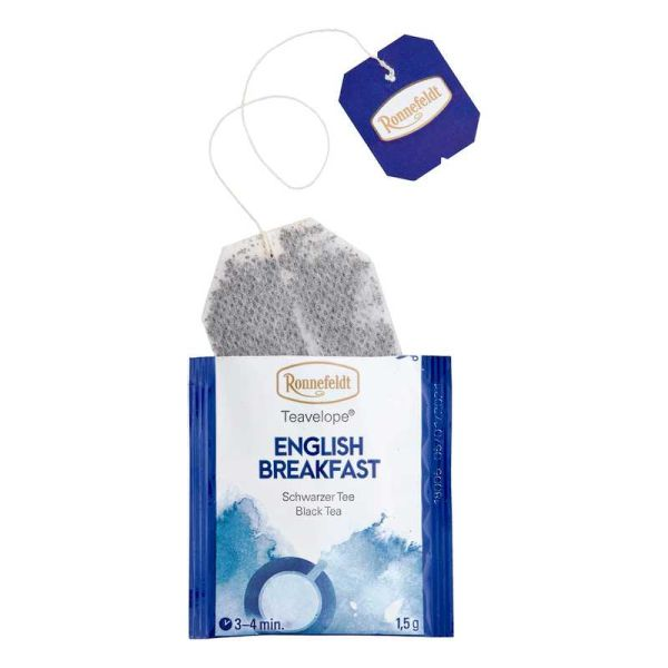 Teavelope® English Breakfast 37,5 g